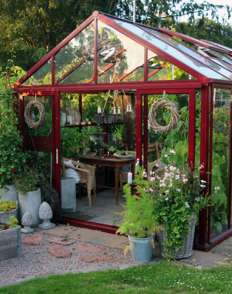 Green Room växthus